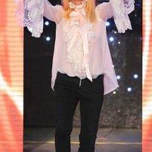 Sanremo 2009, prima serata: Patty Pravo canta il brano E io un giorno verrò là