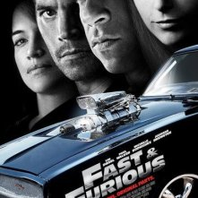 Nuovo poster USA per Fast and Furious - Solo parti originali