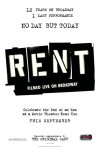 La locandina di Rent: Filmed Live on Broadway