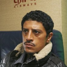Saïd Taghmaoui in una scena dell'episodio 316 di Lost