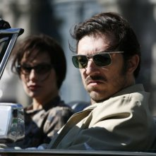 Vincent Cassel è Jacques Mesrine nel film Nemico pubblico n°1 - L'istinto di morte