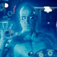 Billy Crudup è il Dr. Manhattan nel film Watchmen, tratto dalla celebre graphic novel di Alan Moore