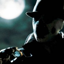 Jackie Earle Haley interpreta Rorschach nel film Watchmen
