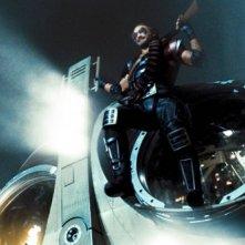 Jeffrey Dean Morgan è il Comico nel film Watchmen