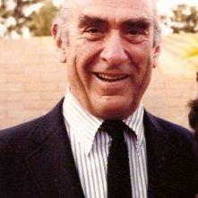 Julian Blaustein a Beverly Hills nel 1980 (dall\'album di famiglia, per gentile concessione)