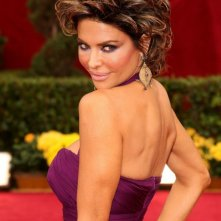 Lisa Rinna sul red carpet degli Oscar 2009