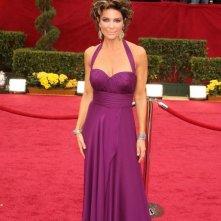 Lisa Rinna sul tappeto rosso della Notte degli Oscar 2009