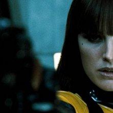 Malin Akerman è Spettro di Seta II nel film Watchmen