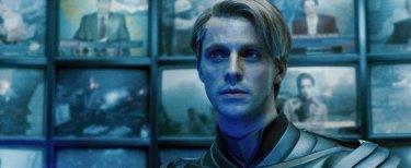 Matthew Goode è Ozymandias nel film Watchmen
