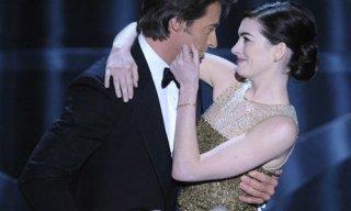 Oscar 2009: Anne Hathaway e Hugh Jackman