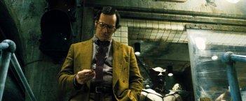 Patrick Wilson in una scena del film Watchmen