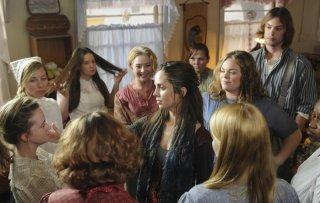 Eliza Dushku nei panni di una non vedente nell'episodio True Believer di Dollhouse