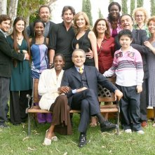 Il cast di Butta la luna 2 in una foto promozionale