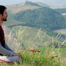 Flavio Montrucchio in una scena del film Il soffio dell'anima
