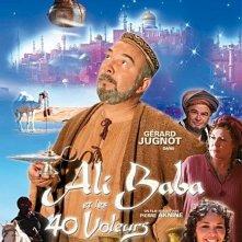 La locandina di Alì Babà e i 40 ladroni