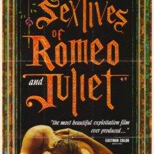 La locandina di Amori segreti di Romeo e Giulietta