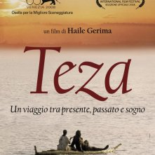 La locandina di Teza