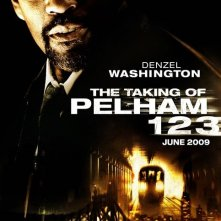 Character Poster per The Taking of Pelham 123 - Denzel Washington