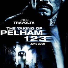 Character Poster per The Taking of Pelham 123 - John Travolta