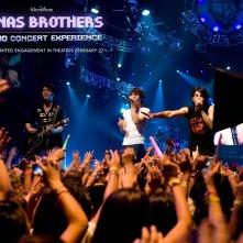 Un wallpaper di Jonas Brothers: The 3D Concert Experience