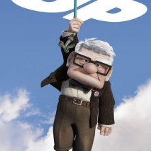 Character Poster per il film  Up