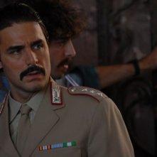 Daniele Pecci in un'immagine del film Fortapàsc