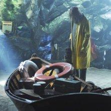 David Koechner in una scena dell'episodio 'The Legend of Merle McQuoddy' della seconda stagione di Pushing Daisies