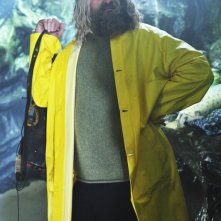 David Koechner nel ruolo di Merle McQuoddy nell'episodio 'The Legend of Merle McQuoddy' della seconda stagione di Pushing Daisies