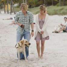 Owen Wilson e Jennifer Aniston in un'immagine di film Io & Marley
