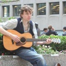 Joel Plaskett musicista in One Week