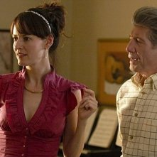 Rosemarie DeWitt e Fred Ward, padre e figlia in Transition