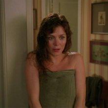 Anna Friel in una scena dell'episodio 'Il profumo del successo' della serie tv Pushing Daisies