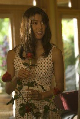 Grace Park in una sequenza dell'episodio 'Someone to Watch Over Me' della quarta stagione di Battlestar Galactica