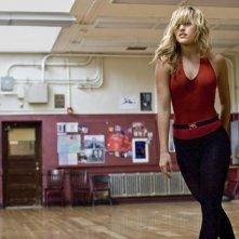 Kherington Payne in una scena del film Fame