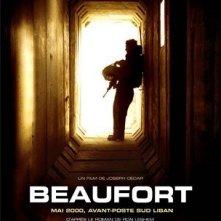 La locandina di Beaufort