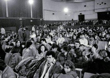 Una scena del documentario Cinema Universale d'Essai