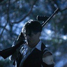 Johnny Depp ferito in Public Enemies