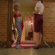 Kristin Chenoweth in uno dei costumi del mitico duo Darlings nell'episodio 'Il profumo del successo' della serie tv Pushing Daisies
