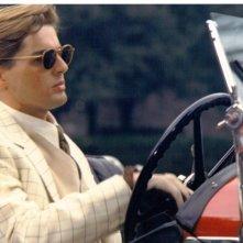 Nicola Farron nel film 'Gli occhiali d'oro'