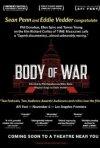 La locandina di Body of War
