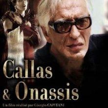 La locandina di Callas e Onassis