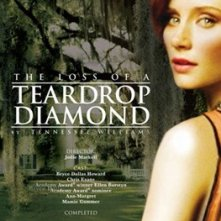 La locandina di The Loss of a Teardrop Diamond
