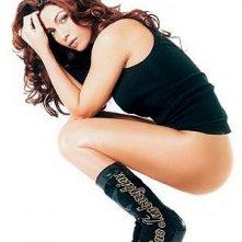 La modella venezuelana Keyla Espinoza