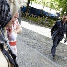 Massimo Ghini in una scena del film Sui tuoi passi