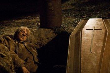 Ricky Tognazzi in una scena del film L'ultimo crodino