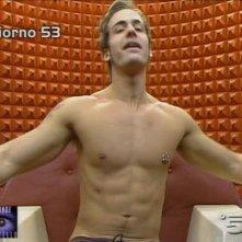 Una immagine di Raniero Monaco di Lapio durante il Grande Fratello 7