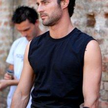 Flavio Montrucchio è il protagonista del film Il soffio dell'anima
