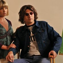 Noah Bean nei panni di un attore che interpreta John Lennon in un film nella serie Lipstick Jungle, episodio: Chaptern Nine: Help!