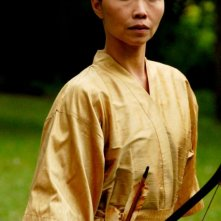 Yang Yu Lin in una scena del film Il soffio dell'anima