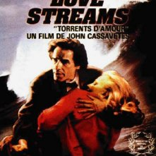 La locandina di Love streams - scia d'amore